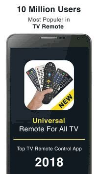 Remote Control for All TV