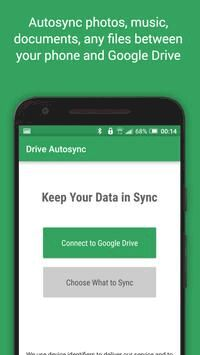 Autosync for Google Drive