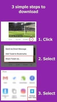 Download Twitter Videos Twitter video downloader