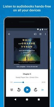Google Play Books Ebooks, Audiobooks, and Comics