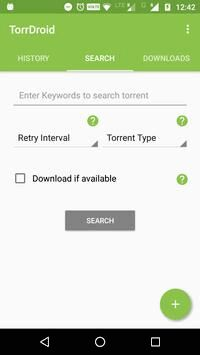 TorrDroid Torrent Downloader