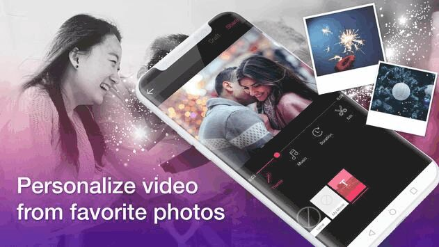 Video Editor With Music App, Video Maker Of Photo