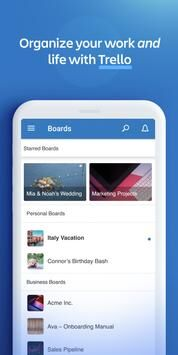 Trello — Organize anything with anyone, anywhere